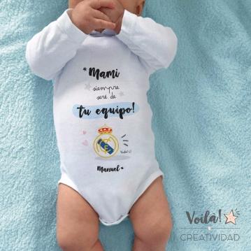 baby body real madrid papi manuel
