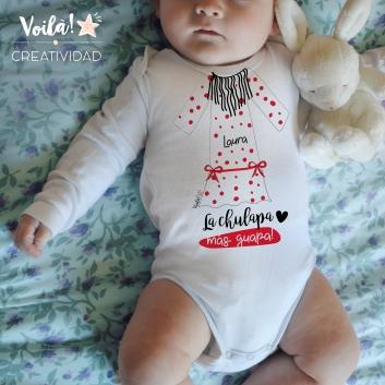 Body bebe disfraz chulapa madrid san isidro