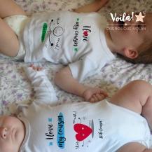 camisetas personalizadas primos amor voila